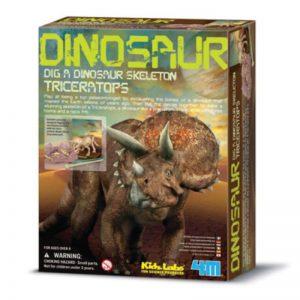 4M Ανασκαφή δεινοσαύρων Τρικεράτωψ 00-03228