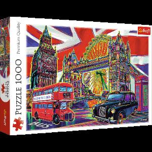 Trefl Puzzle 1000 Pcs Colours of London 10525
