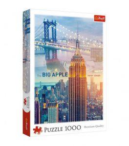 Τrefl Puzzle 1000 Pcs New York At Dawn 10393