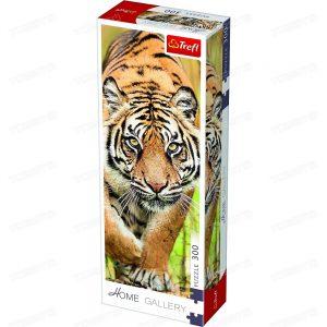 Trefl Puzlle 300 Piece Leaping Tiger (75002)