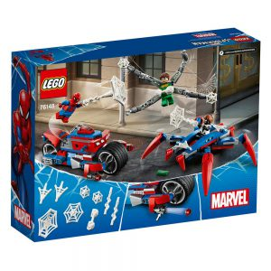 Lego Super Heroes Spider-man Vs. Doc Ock 76148