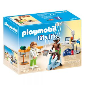 Playmobil City Life – Κέντρο Φυσιοθεραπείας 70195