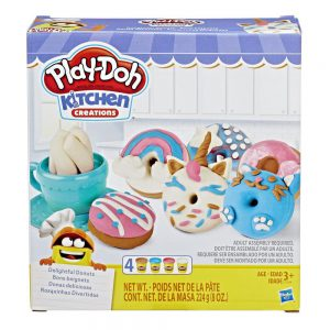 Hasbro Play-Doh Kitchen Creations Νόστιμα Ντόνατς