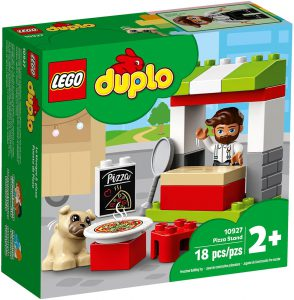 LEGO DUPLO TOWN PIZZA STAND (10927)