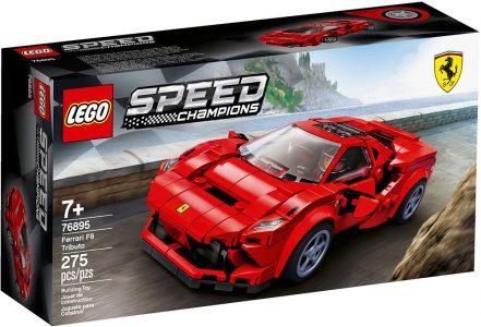 Lego Speed Champions – Ferrari F8 Tributo 76895