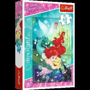 Trefl Puzzle 60 Pcs Ariel & Friends 17283