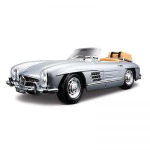 Burago ΜΕΤΑΛΛΙΚΟ ΑΥΤΟΚΙΝΗΤΟ 1/18 Mercedes-Benz 300 SL Touring 1957 18-12049
