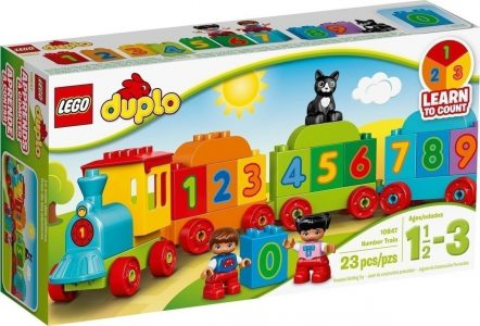 Lego Duplo – Number Train 10847
