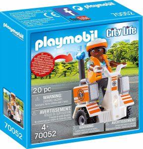 Playmobil City Life – Διασώστρια με Self-balance 70052