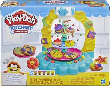 PLAY-DOH ΣΕΤ ΠΑΙΧΝΙΔΙΟΥ COOKIE SPRINKLE (E5109)