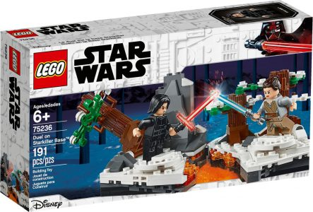 Lego Star Wars Duel On Starkiller Base 75236