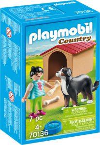 Playmobil Country – Παιδάκι Με Σκύλο 70136