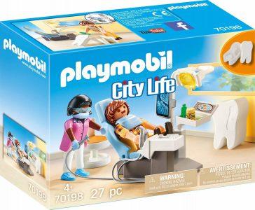 Playmobil City Life – Οδοντιατρείο 70198