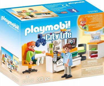 Playmobil City Life – Οφθαλμιατρείο 70197