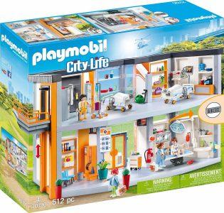Playmobil City Life – Μεγάλο Ιατρικό Κέντρο 70190