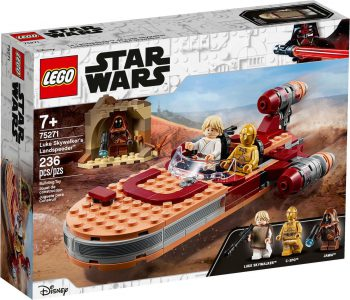 Lego Star-Wars Luke Skywalker's Landspeeder 75271