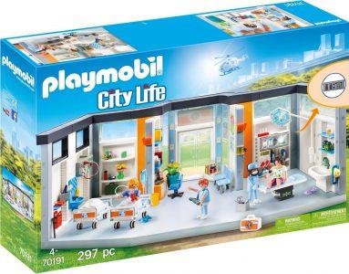 Playmobil City Life – Κέντρο Υγείας 70191