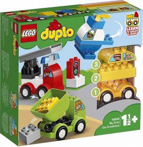 Lego Duplo Car Creations 10886
