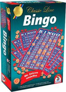 Schmidt – Επιτραπέζιο – Bingo 49089