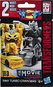 Hasbro Transformers Bumblebee – Tiny Turbo Changers Series 3 Σακουλάκι Με Φιγούρα (E0692)