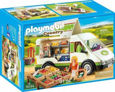Playmobil Country – Αυτοκινούμενο Μανάβικο 70134