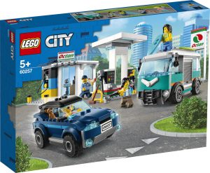 LEGO CITY NITRO WHEELS SERVICE STATION (60257)