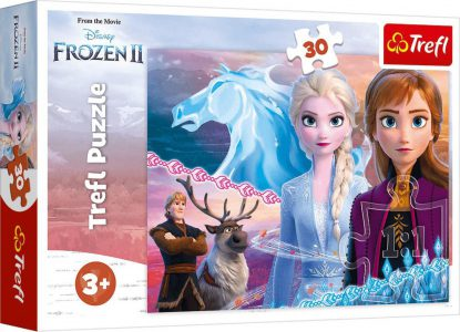 Trefl Puzzle 30 Pcs The Courage Of The Sisters 18253
