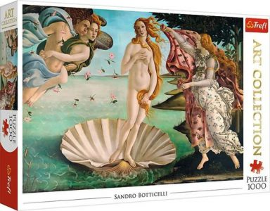 Trefl Puzzle 1000 Pcs The Birth of Venus 10589