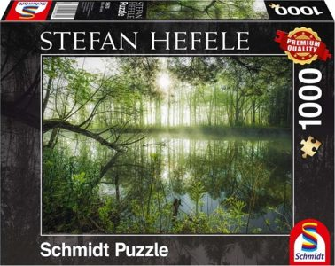 Schmidt Puzzle 1000pcs Stefan Hefele Homeland Jungle 59670
