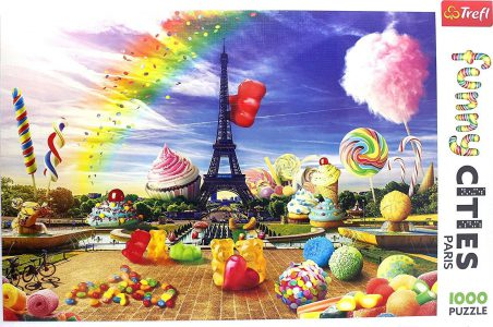 Trefl Puzzle 1000 Pcs Sweet Paris 10597