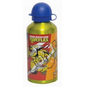 GIM Παγούρι Αλουμινίου Mutant Ninja Turtles Mash Up 500 ML 555-44230