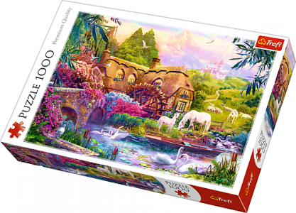 Trefl Puzzle 1000 Pcs Fairy Land 10496