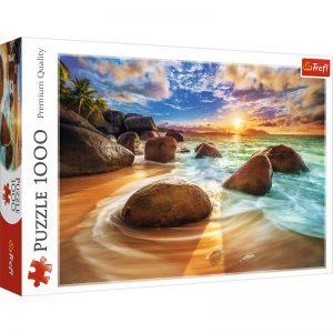 Trefl Puzzle 1000 Pcs Samudra Beach India 10461