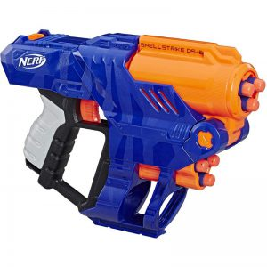 Hasbro Nerf Eκτοξευτής Elite Shellstrike DS E6170