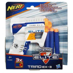 Hasbro NERF N-STRIKE ELITE TRIAD EX3 A1690