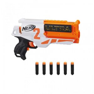 Hasbro Nerf Ultra Two Motorized Blaster Fast-Back Reloading E7921