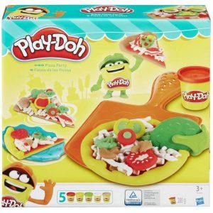 Hasbro PLAY-DOH ΣΕΤ ΠΑΙΧΝΙΔΙΟΥ PIZZA PARTY (B1856)