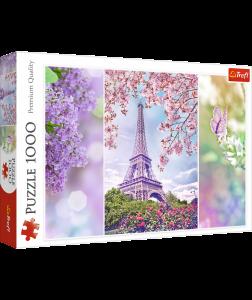 Trefl Puzzle 1000 Pcs Spring In Paris 10409