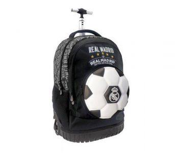 Diakakis Σακίδιο Τρόλεϊ Real Madrid Ball 170809