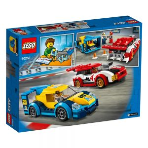 Lego City – Racing Cars 60256