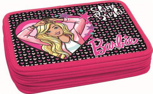 Gim Κασετίνα Διπλή Γεμάτη Barbie Sparkle 349-64100