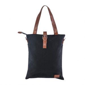 Polo Τσάντα Ώμου Μαύρη 9-07-113-02