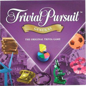 Hasbro – Επιτραπέζιο – Trivial Pursuit Genus 00386