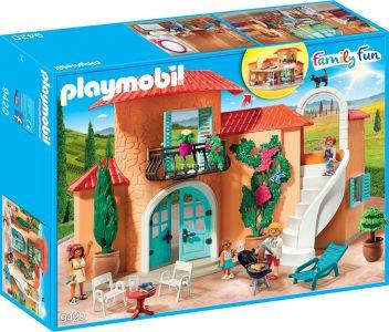 Playmobil Family Fun Καλοκαιρινή Βίλα (9420)