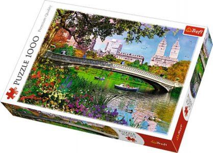 Trefl Puzzle 1000 Pcs Central Park, New York 10467