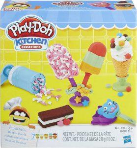Hasbro Play-Doh Kitchen Creations Frozen Treats E0042