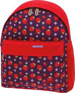 Polo Τσάντα Πλάτης Νηπιαγωγείου Mini Strawberries 2019 9-01-067-72