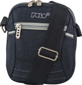 Polo Τσαντάκι Ώμου Doukas Small Dark Blue 9-07-131-09