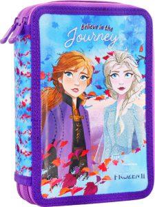 Diakakis Κασετίνα Διπλή Γεμάτη Frozen II Journey 562552