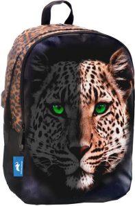 Diakakis Τσάντα Πλάτης Animal Planet Leopard 570672